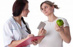 Лечение простуды на 2 триместре беременности