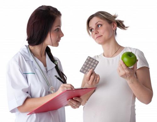лечение простуды у беременной