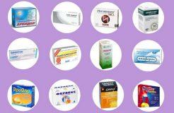 Лучшие противовирусные препараты при простуде