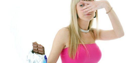 вредный шоколад