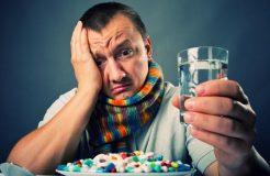 Лекарства от простуды и гриппа, список препаратов