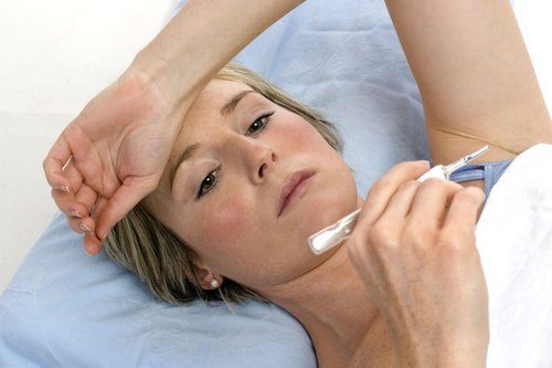 температура при заболевании