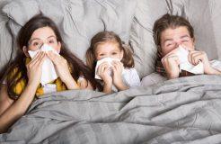 Заразна простуда или нет, способы защиты от нее