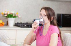 Методы ингаляции при простуде, их эффективность