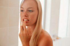 Применение зубной пасты от герпеса