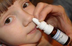Капли от насморка и заложенности носа