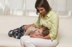 Лечение рвоты у ребенка без, ее причины