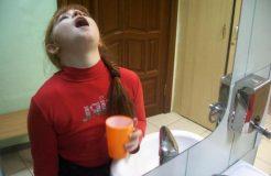 Лечение воспаления горла, причины их появления