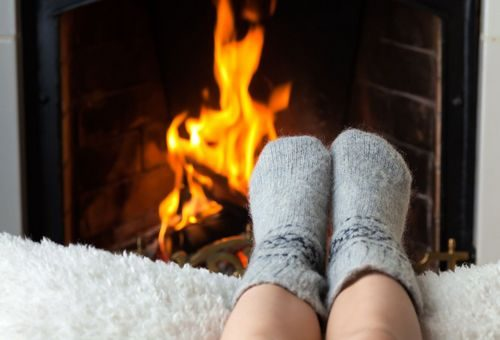 утепление ног