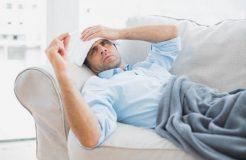 Почему держится температура тела 37 длительное время