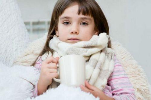 компресс у ребенка на шее