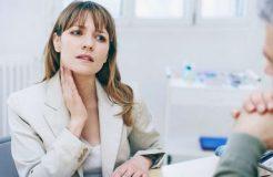 Лечение горла при беременности по триместрам