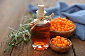 Облепиховое масло при лечении горла