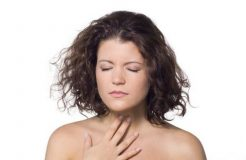 Как избавиться от дискомфорта в горле при глотании и ощущении кома