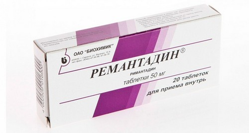 Инструкция ремантадин