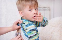 Чем и как лечить сухой кашель у детей, его причины