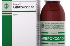 Инструкция по применению препарата Амброксол