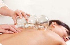 Использование банок на спину при простуде и кашле