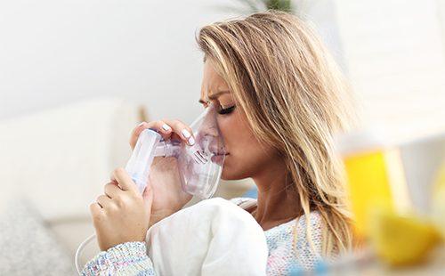 Ингаляции небулайзером при беременности
