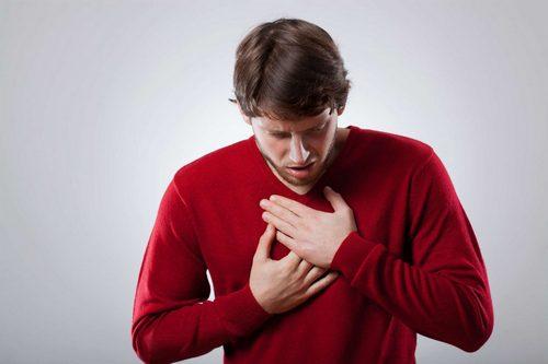 кашель и боль в груди