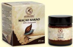Использование масла какао при лечении кашля