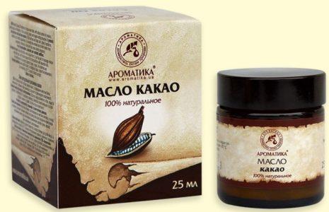 Масло какао для лечения кашля