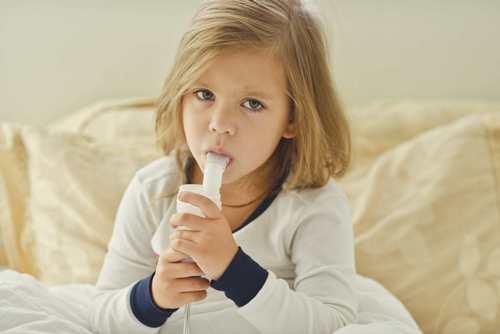 Ингаляции для лечения кашля