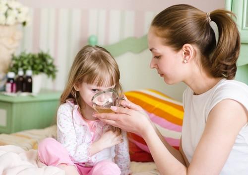 чай для лечения ребенка