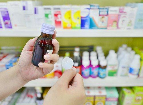 сироп для лечения сухого кашля