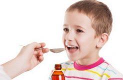 Список сиропов от кашля для детей — инструкция по применению