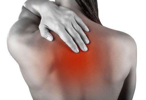 Шейный и грудной остеохондроз