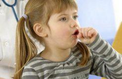 Почему влажный кашель у ребенка перешел в сухой