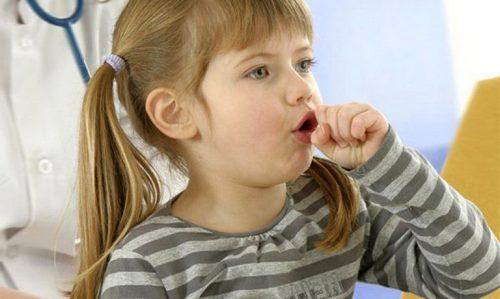 у ребенка кашель