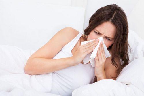 кашель и насморк у беременной женщины