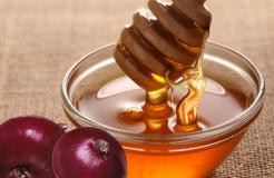 Лук с медом от кашля для детей и взрослых — рецепты
