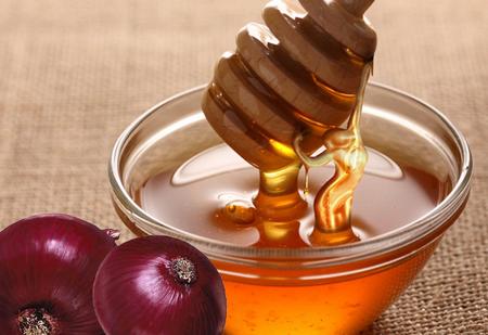 мед с луком