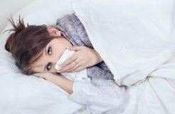 Кашель усиливается в положении лежа — причины и лечение