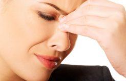 Синусит: симптомы, причины и лечение острого синусита